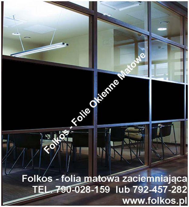 Chłodny Folie okienne Wrocław -Oklejanie szyb - sprzedaż folii okiennych BI22